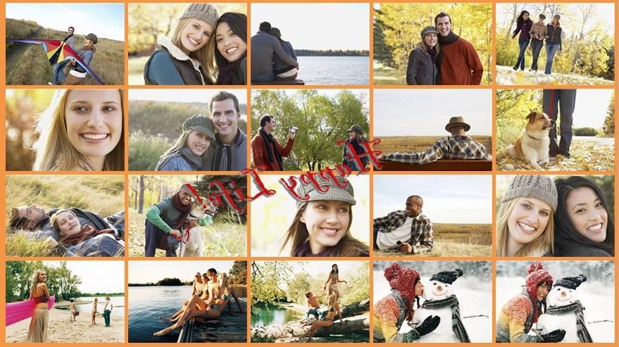 photo collage maker wallpaper