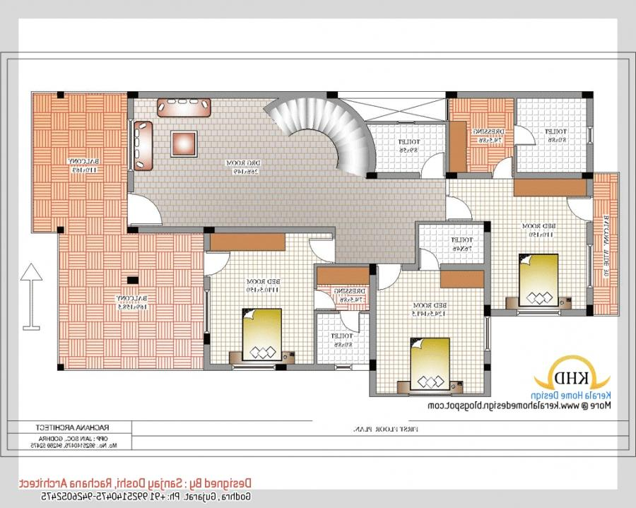 South indian duplex house plans with photos for South indian duplex house plans with elevation free