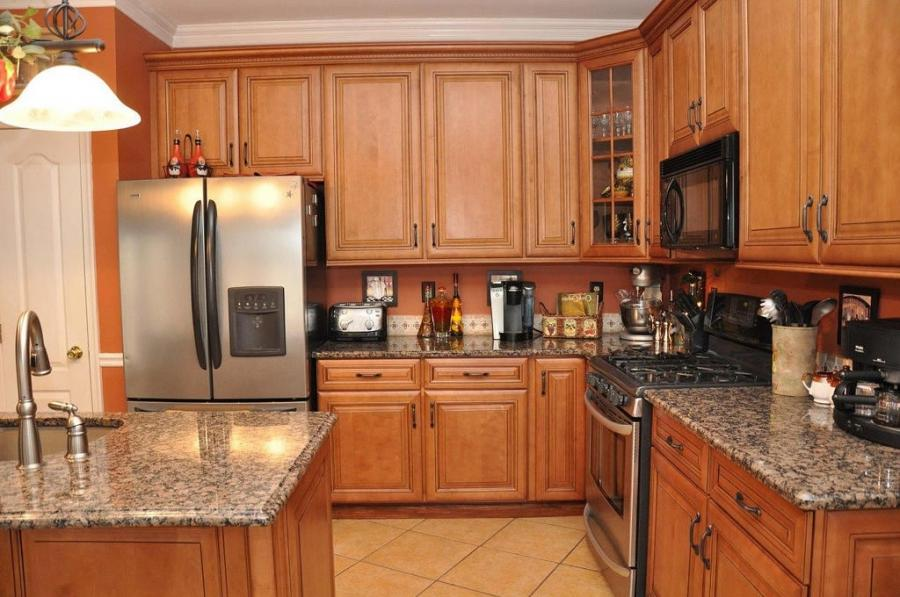 Home Depot In Stock Cabinets Rta Kitchen Cabinets Mocha Society...