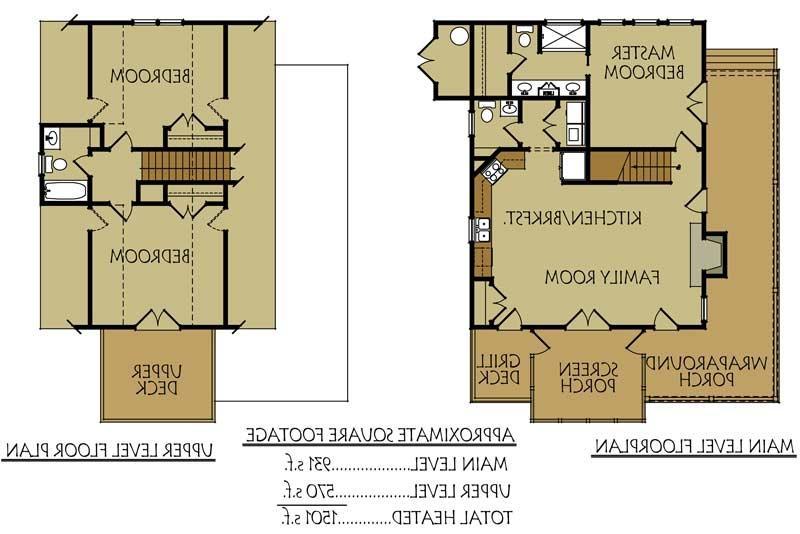 Riverfront House Plans Photos