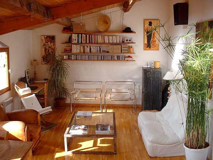Photos decoration salon sejour for Idees decoration appartement