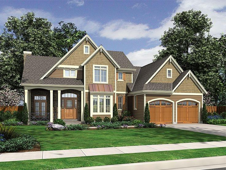 Two story house photos for Unique two story house plans
