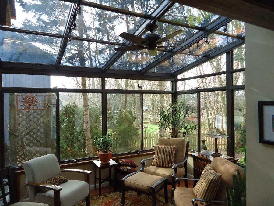 Glass Sunroom Addition Photos