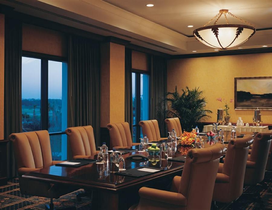 Boardroom design photos for Design hotel orlando
