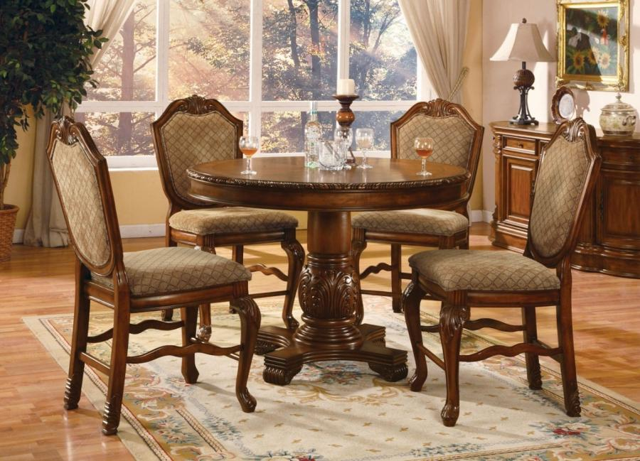 Photos formal dining rooms chateaux for Furniture ville
