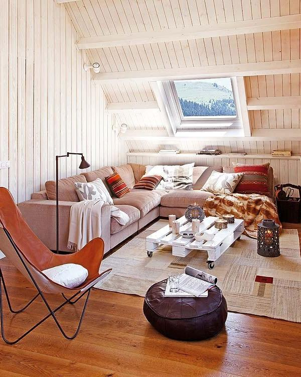 Collect this idea attic room 27 39 Attic Rooms Cleverly Making...