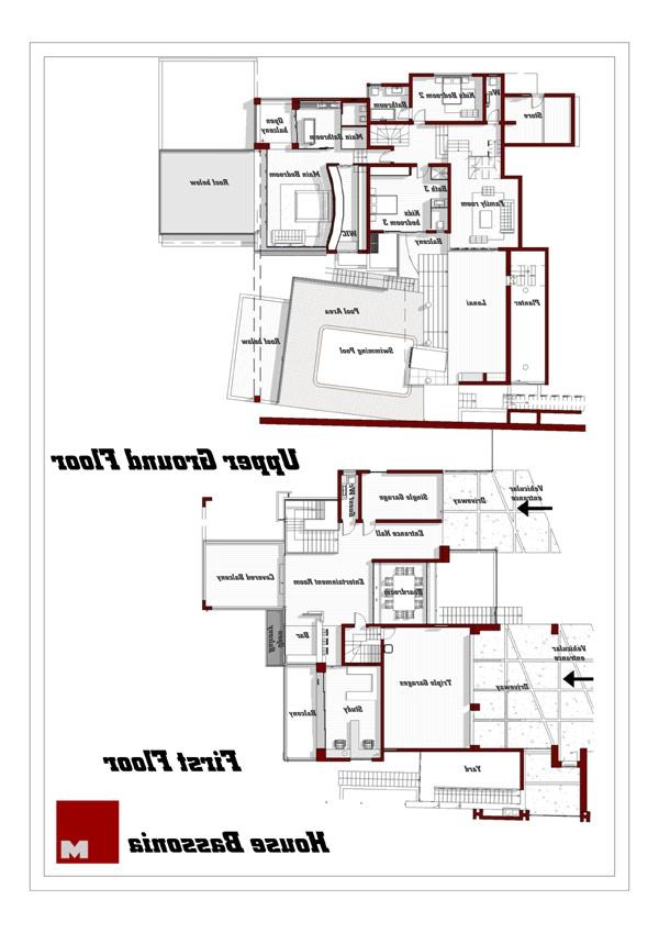 Collect this idea plans modern residence South Africa 14...