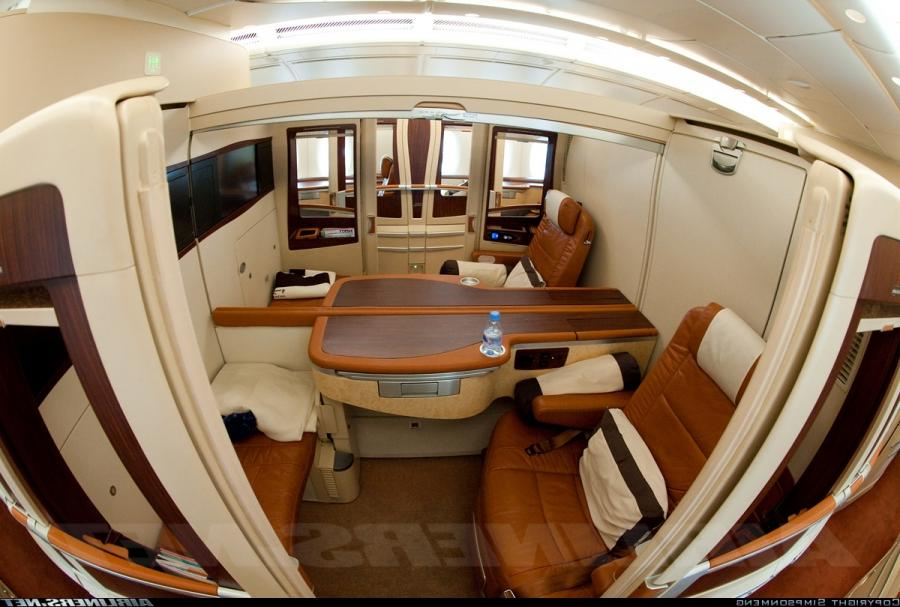 Airbus a380 interior photos emirates for Airbus a380 interior