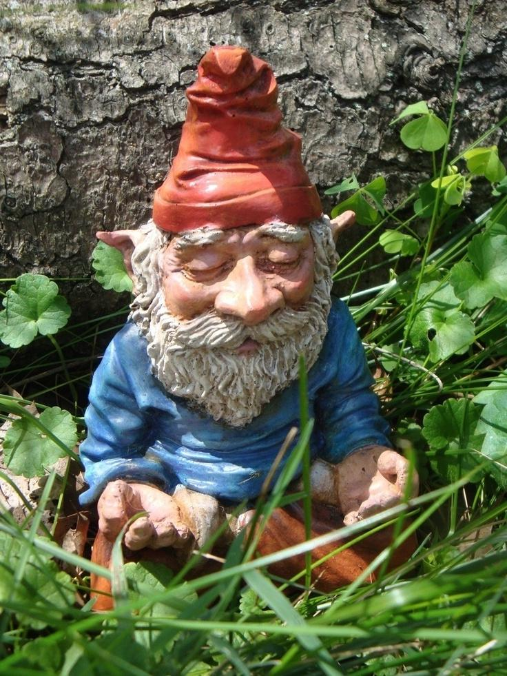 Garden Gnome Travel Photos
