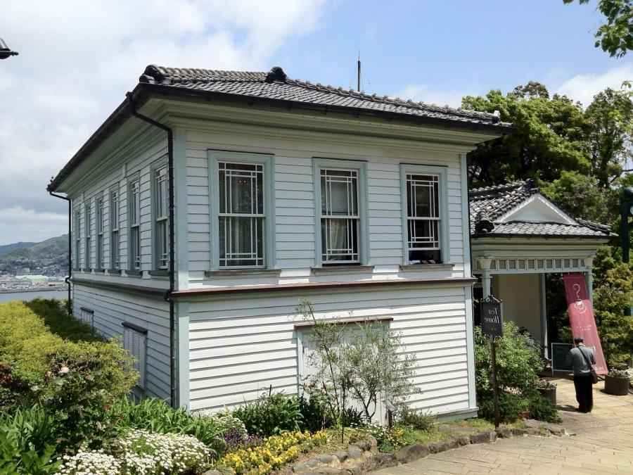 Photos of japanese houses for Asian houses photos