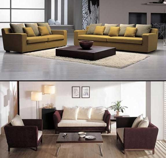 Contemporary Designers: Modern Living Room Furniture
