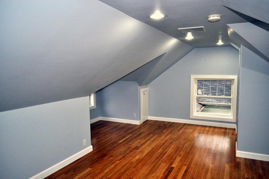 Attic Remodel. Example