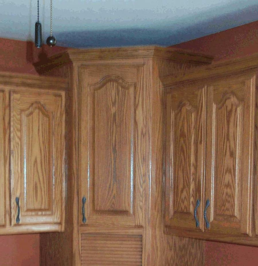 Kitchen Cabinets Moulding: Cabinet Crown Molding Photos