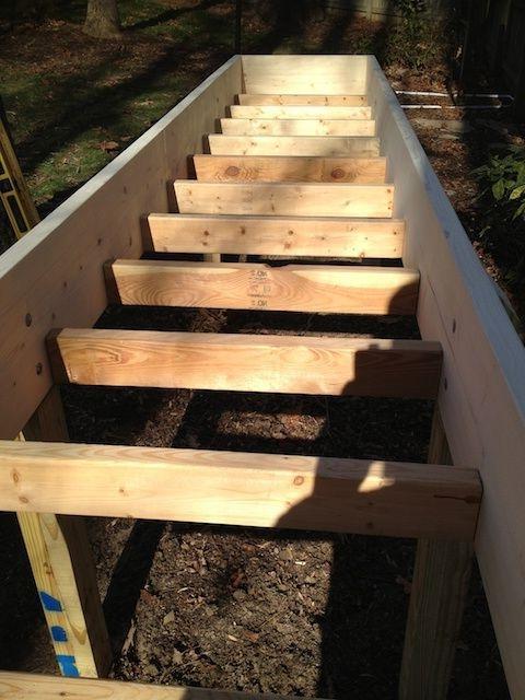 Step 3: Install Bottom Boards