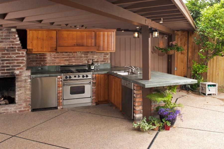 Кухня своими руками проекты фото