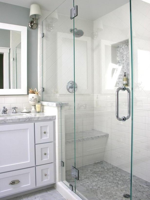 Glamorous Decor For Fresh White Bathroom Decor One