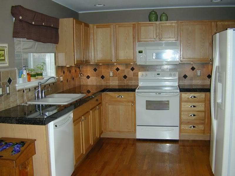 Kitchen designs pictures photos samples