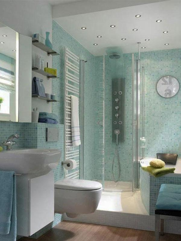Small Bathroom Designs Photos