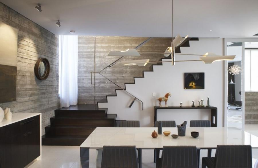 Photos interior townhouse for Dining room ideas for townhouse