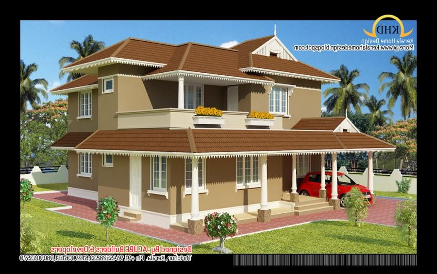 Front elevation of duplex house in india photos