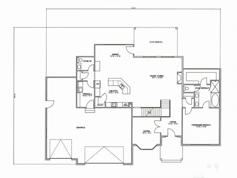 2 floor house plans photos for Home design utah county