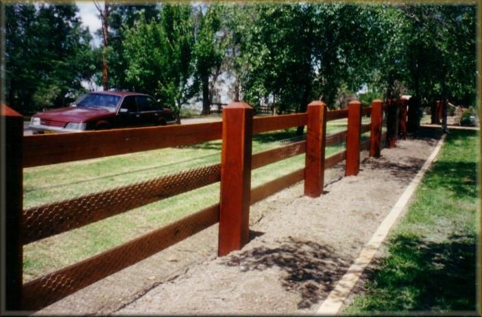 Photos Of Post And Rail Fences
