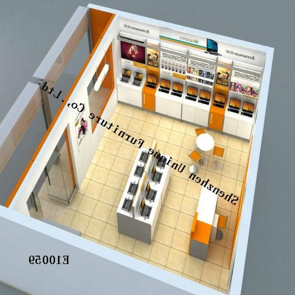 Computer Showroom Interior Photos