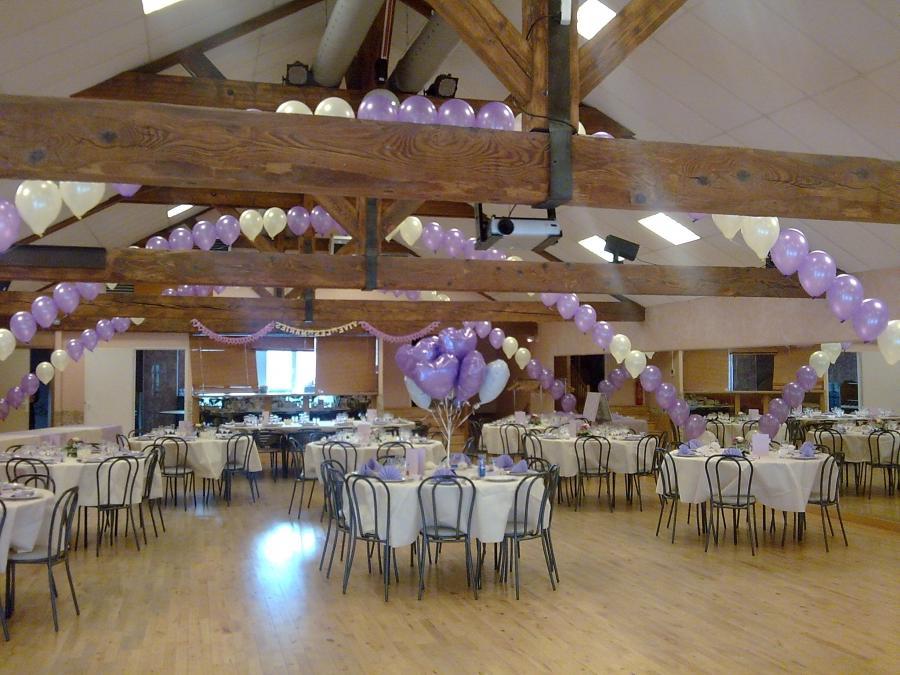 decoration salle fete pour mariage