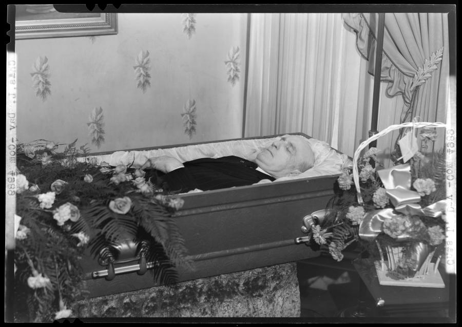 Open Casket Photo