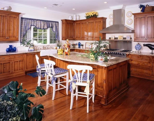 Photos of blue and yellow kitchens for Blue yellow kitchen