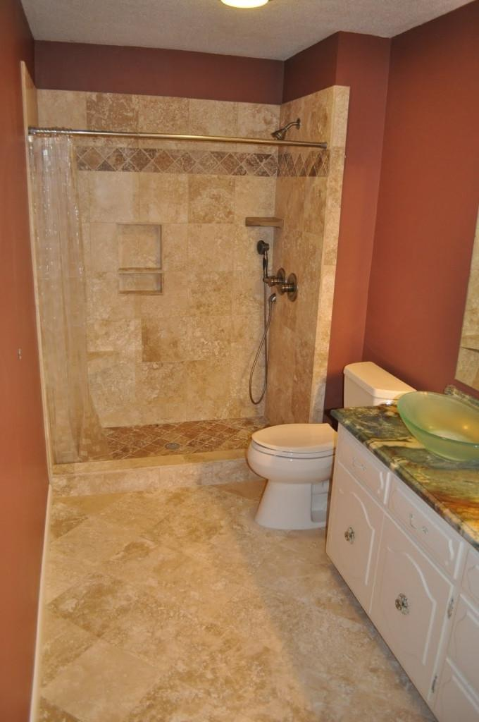 Remodeled Small Bathrooms Photos