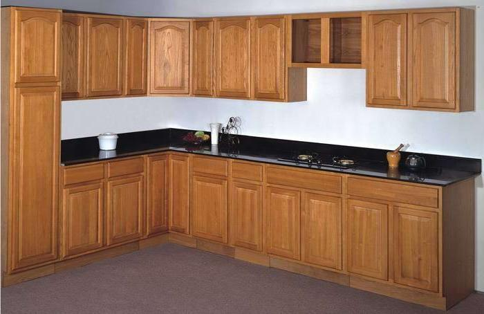 Kitchen Cabinets China Solid Wood Kitchen Cabinet Kitchen...