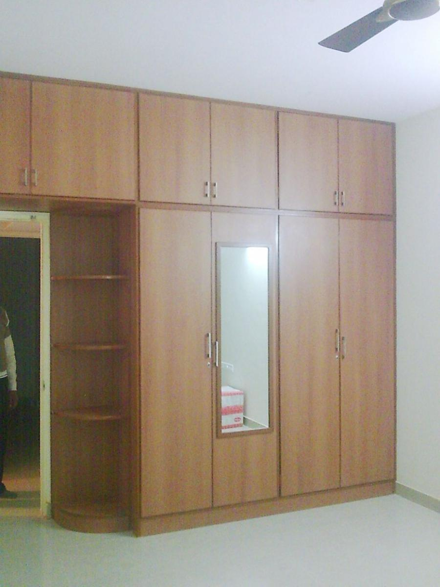 Cupboard designs for bedrooms in india photos for Designs for bedroom cupboards