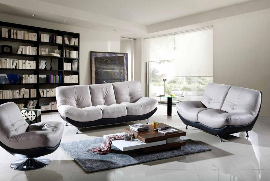 Modern Furniture for Best Interior Design : Modern Living Room...