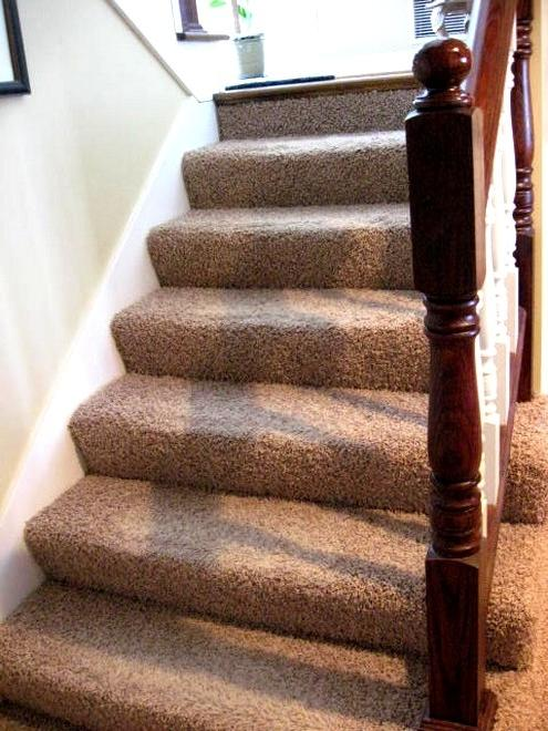 Carpet Staircase Photos
