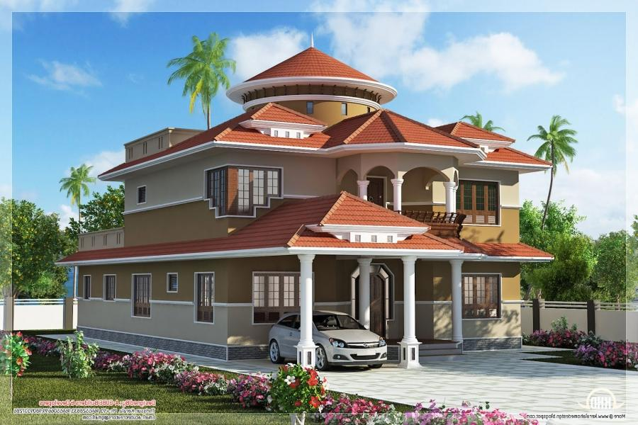 Sri lanka beautiful house and plans photos for Beautiful home plans with photos