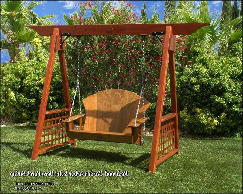 Photos of garden arbors for Japanese garden trellis designs