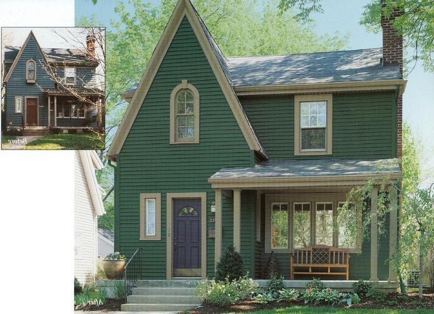 House Vinyl Siding Photos
