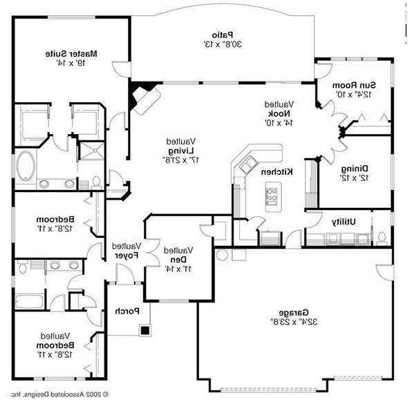 Simple house plans with photos for Minimalist house plans narrow lot