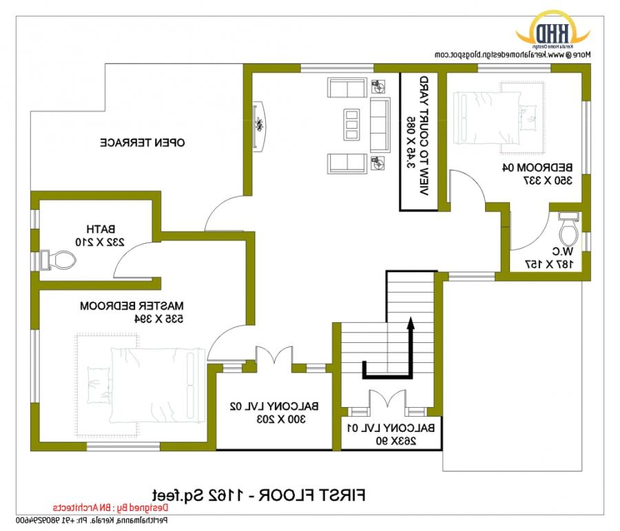 Photo home elevation designs in tamilnadu images indian for North indian house plans with photos