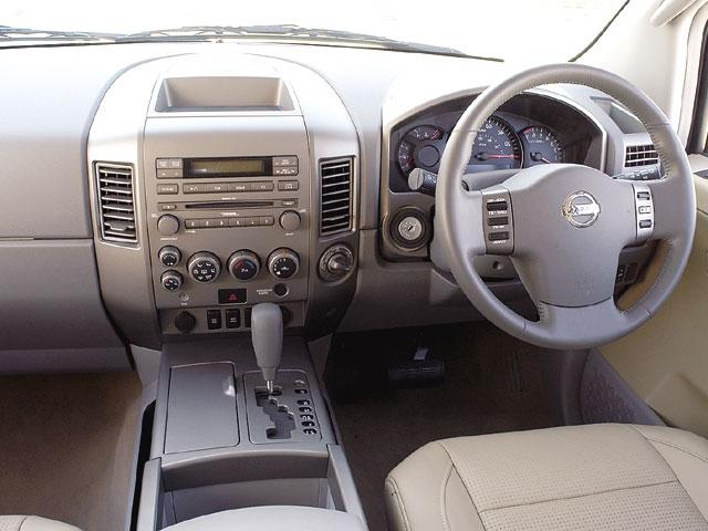 Nissan armada photos interior for 2004 nissan pathfinder interior