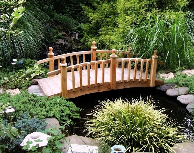 Garden Bridges Photos