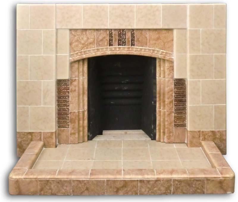 Photos Of Tiled Fireplaces