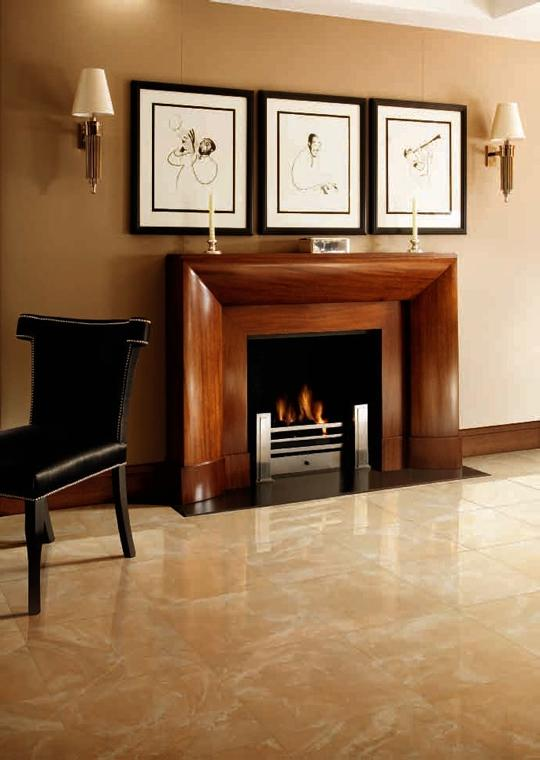 Both ceramic and porcelain tile are very easy to clean and...