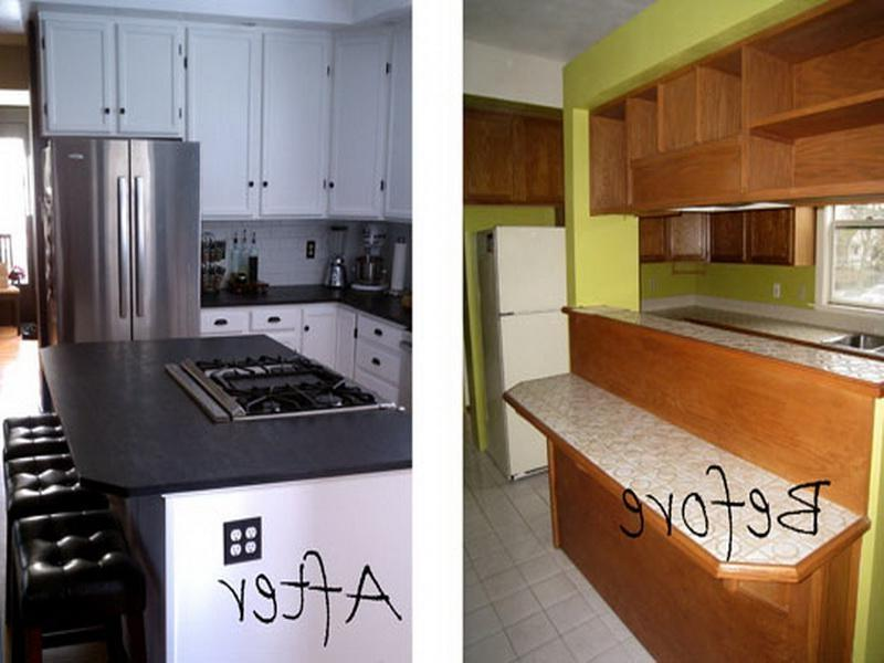 Do It Yourself Kitchen Makeover Photos