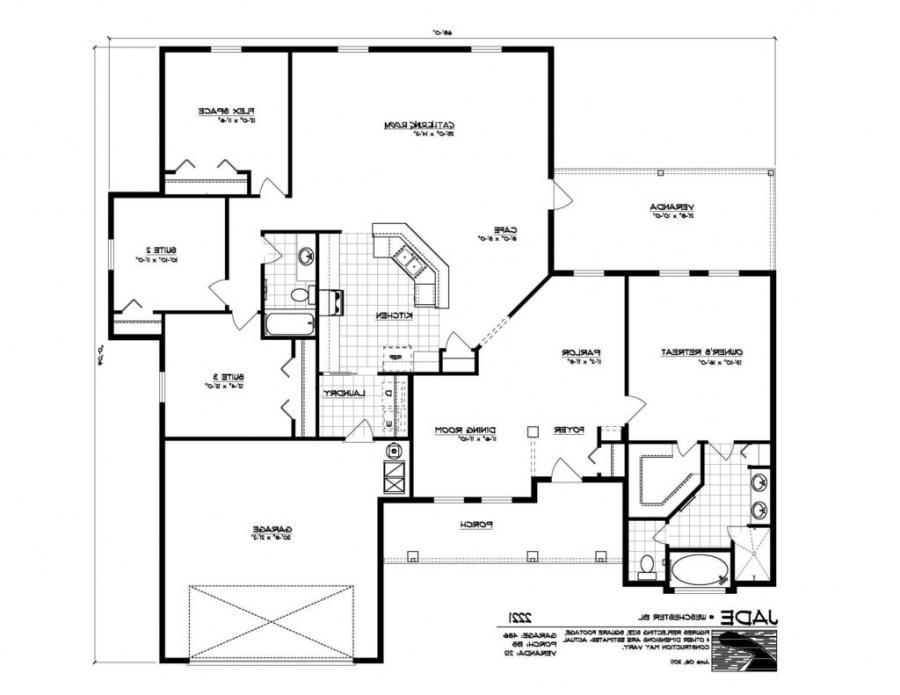 Open Floor Plans Photos