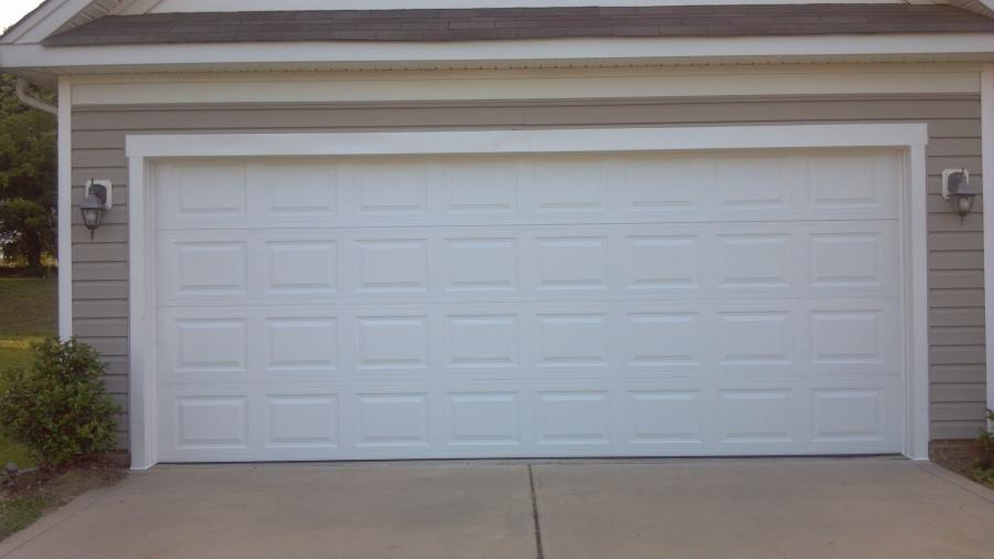 Garage doors photos for Garage doors charlotte nc
