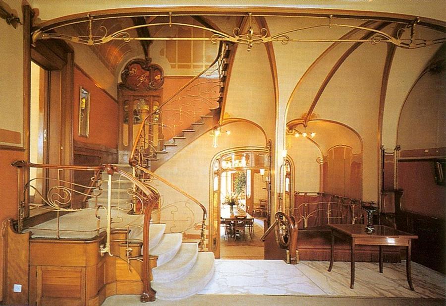 Victor Horta Photos Interior