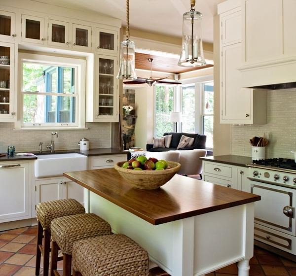 20 Charming Cottage Style Kitchen Decors: Photos Cottage Style Kitchens
