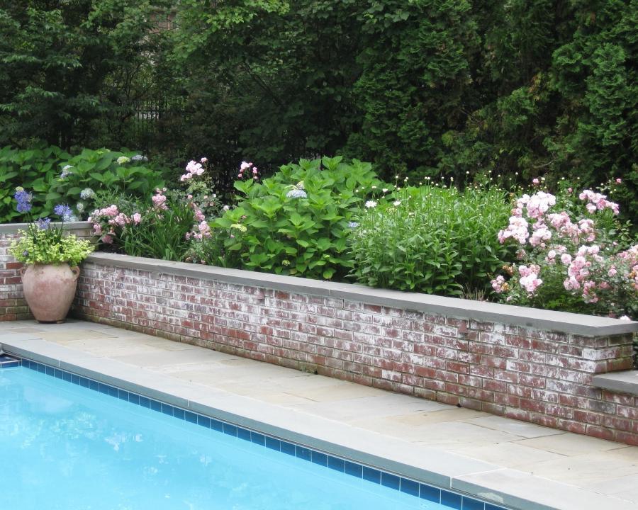 Pool Gardens Photos